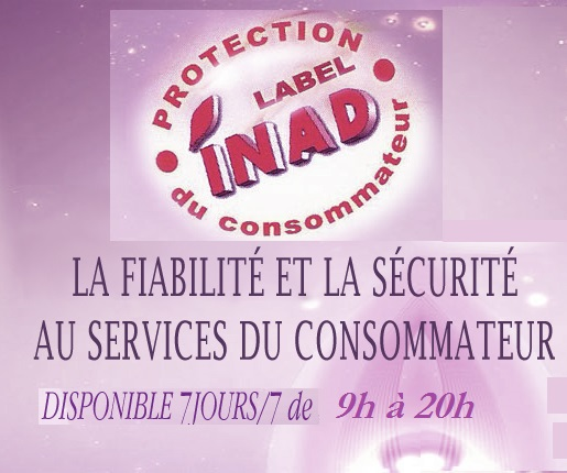 Inad label